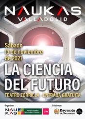 13 de Noviembre: Naukas Valladolid