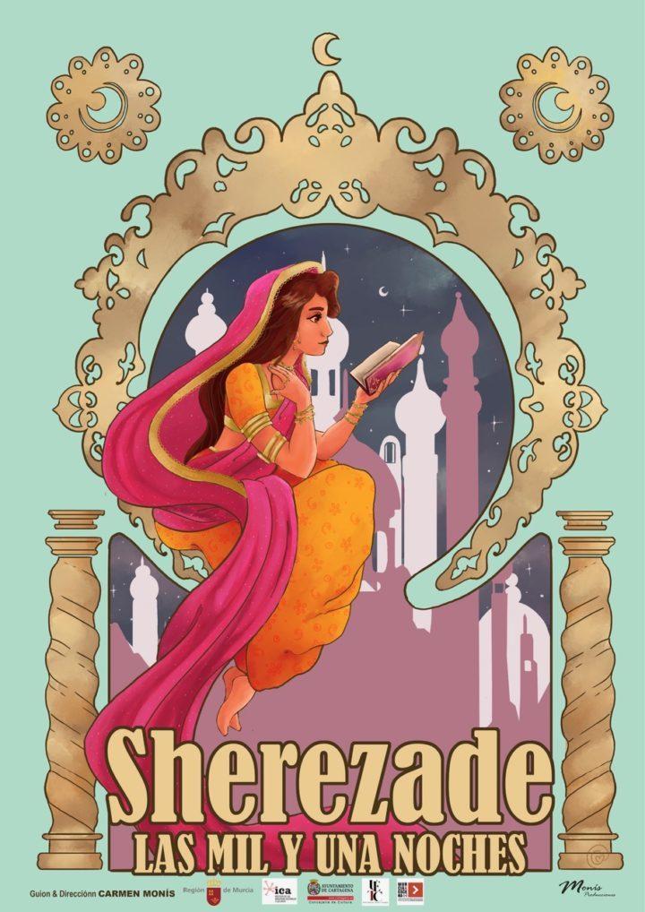 Sherezade, las mil y una noches
